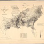 A Map of the Cotton Kingdom and Its Dependencies in America Frederick Law Olmsted, Sr. 1861, New York